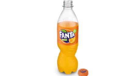 Fanta de naranja