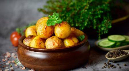 Patata fresca bolita