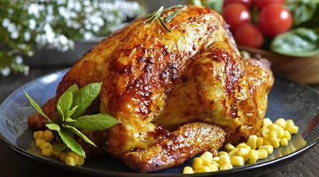 Pollo de Corral Entero