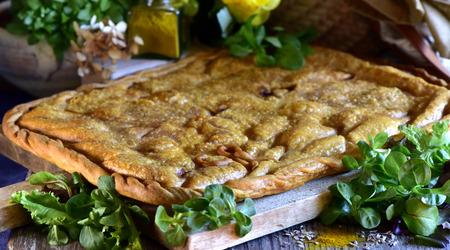 Empanada Cerdo Selecta c/manzana o Pollo Curry
